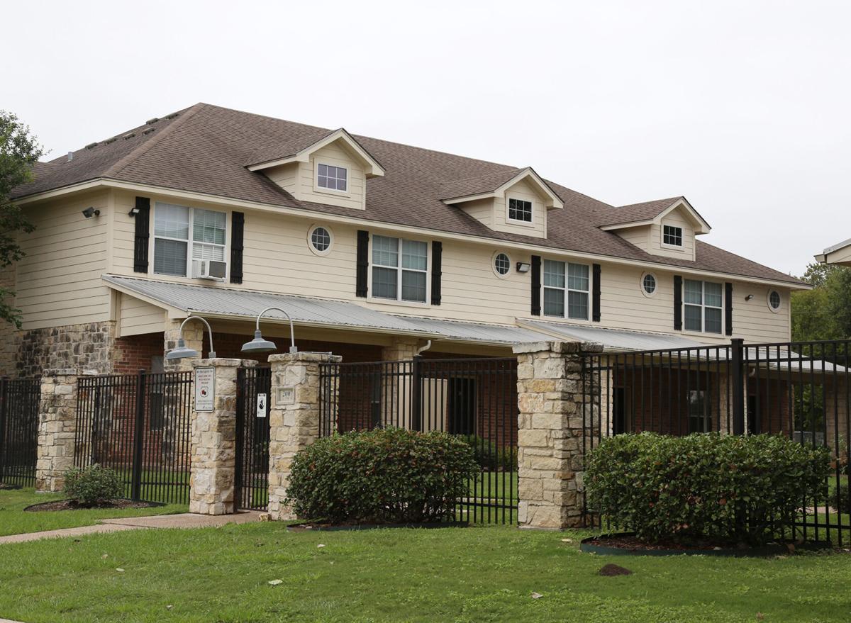 Baylor apartments
