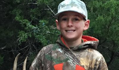 Cooper Wright deer kill