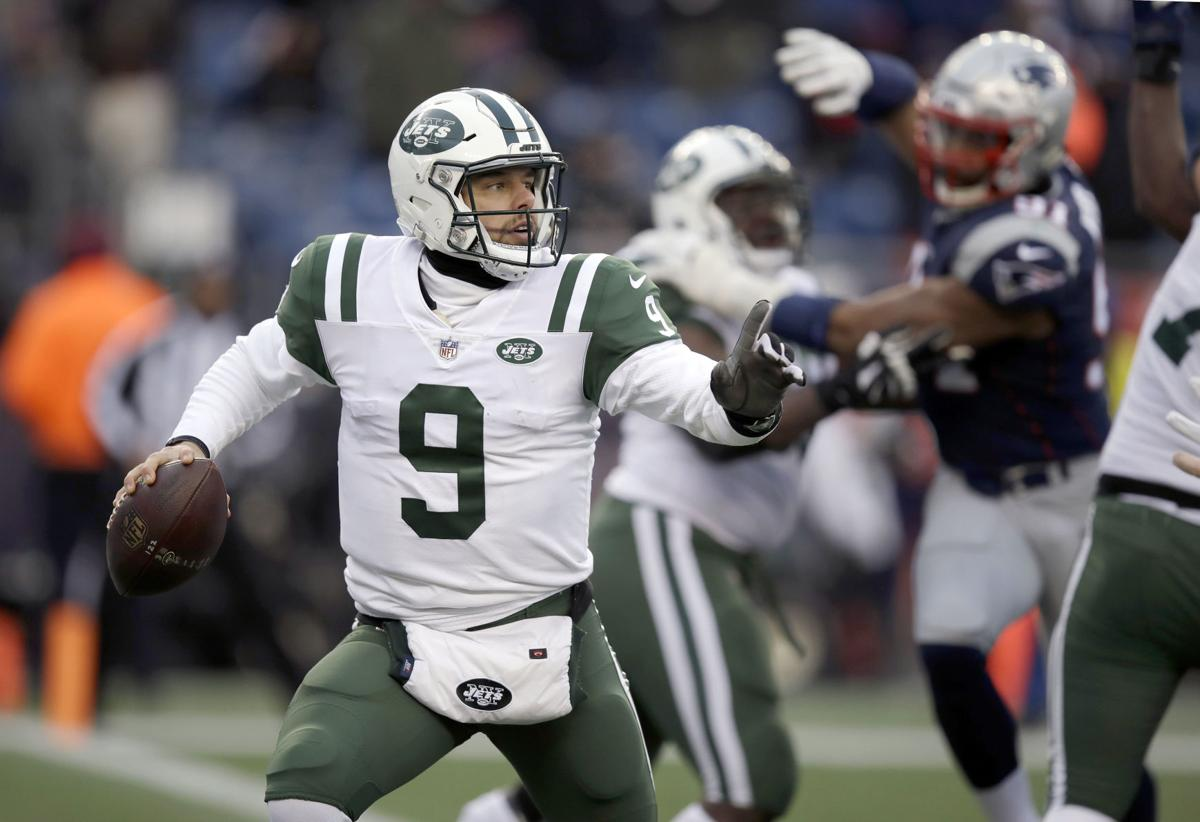 Jets head into offseason with finding a QB top priority