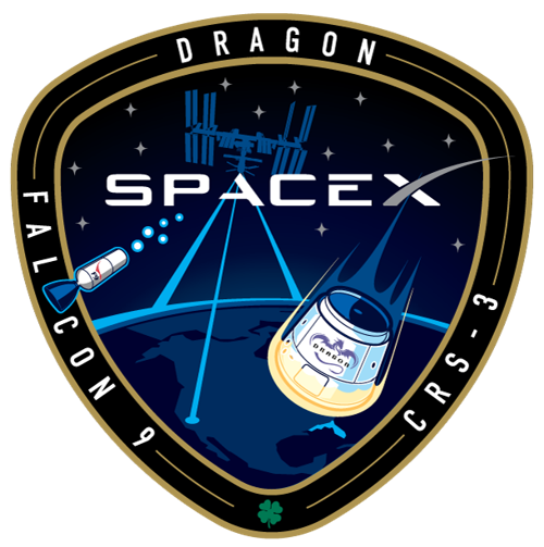 SpaceX CRS-3 patch