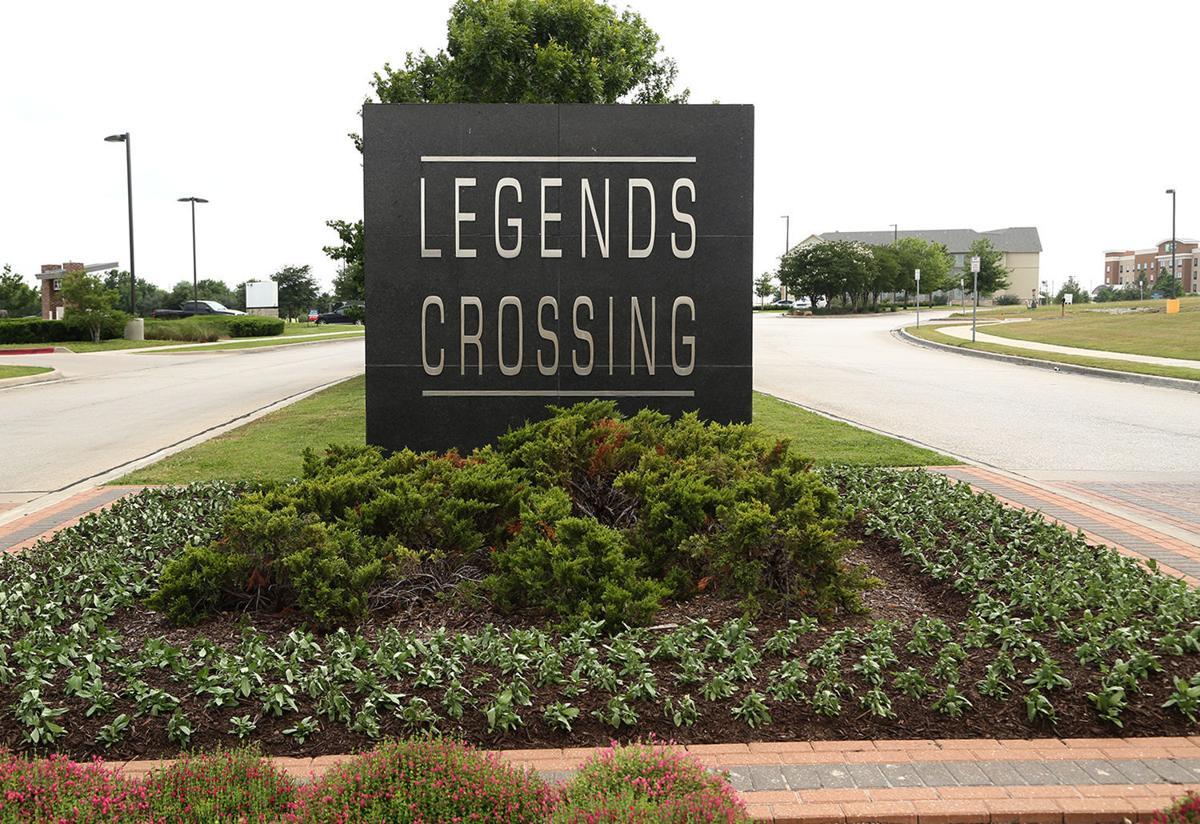 Legends Crossing