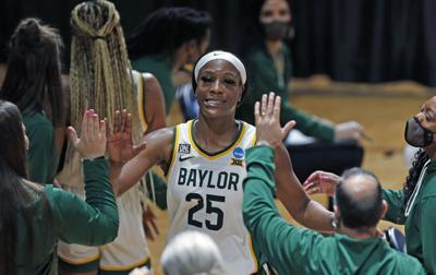 NCAA Virginia Tech Baylor Basketball (copy)