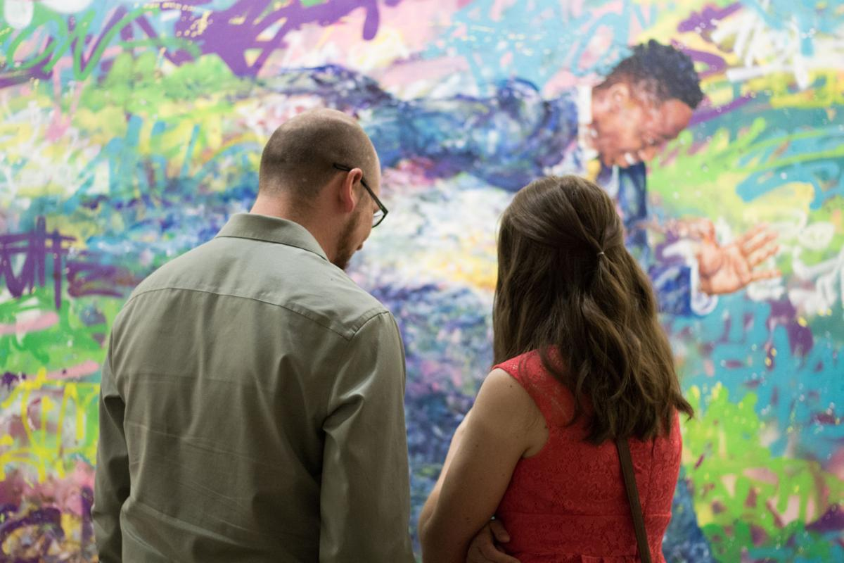 Waco 52 art show