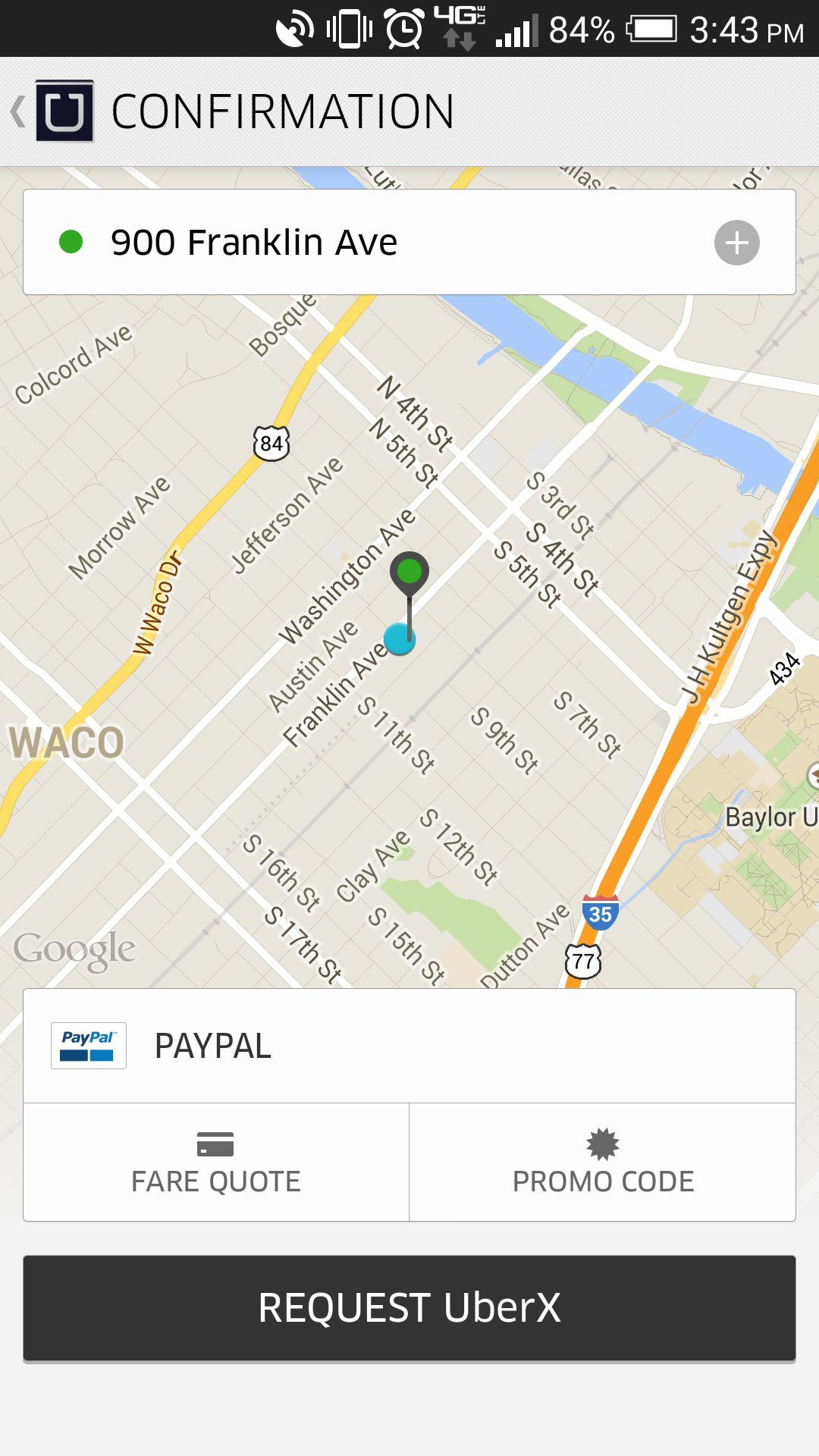 Uber Quote | Waco S Wait Is Over For Uber Ride Sharing App Business Wacotrib Com
