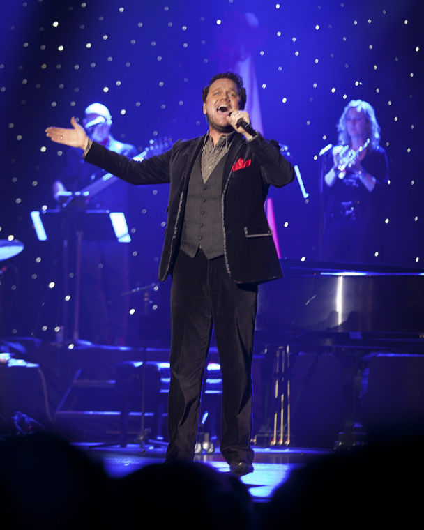 David Phelps concert: Dec. 13, 2011