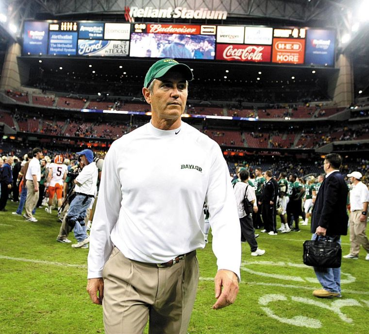 John Werner: Next rung of ladder even tougher for Briles