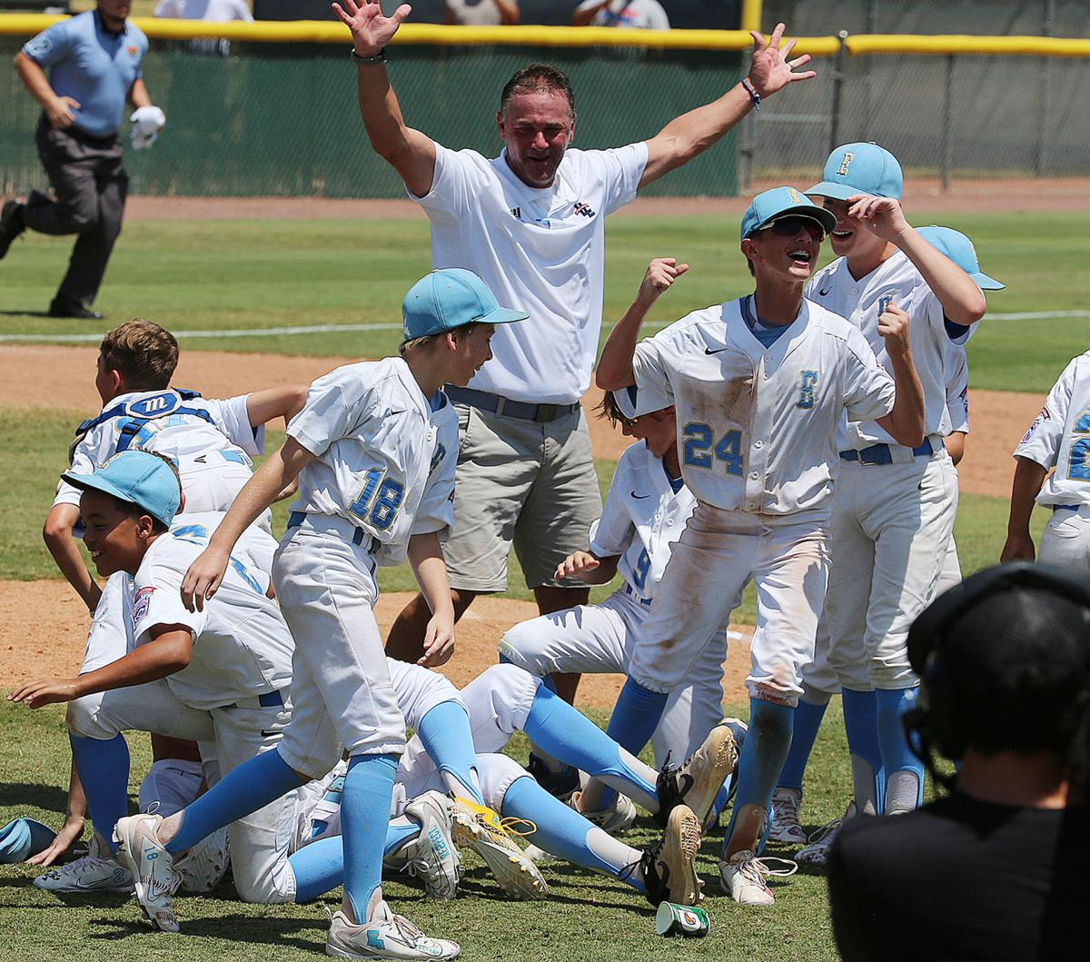 Louisiana downs Texas West, earns spot in Little League World Series