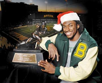 Tribune-Herald Sportsman of the Year: Robert Griffin