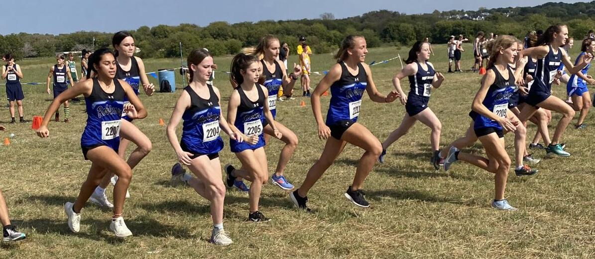 Robinson girls cross country