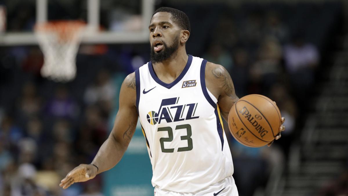 Jazz Hornets Basketball