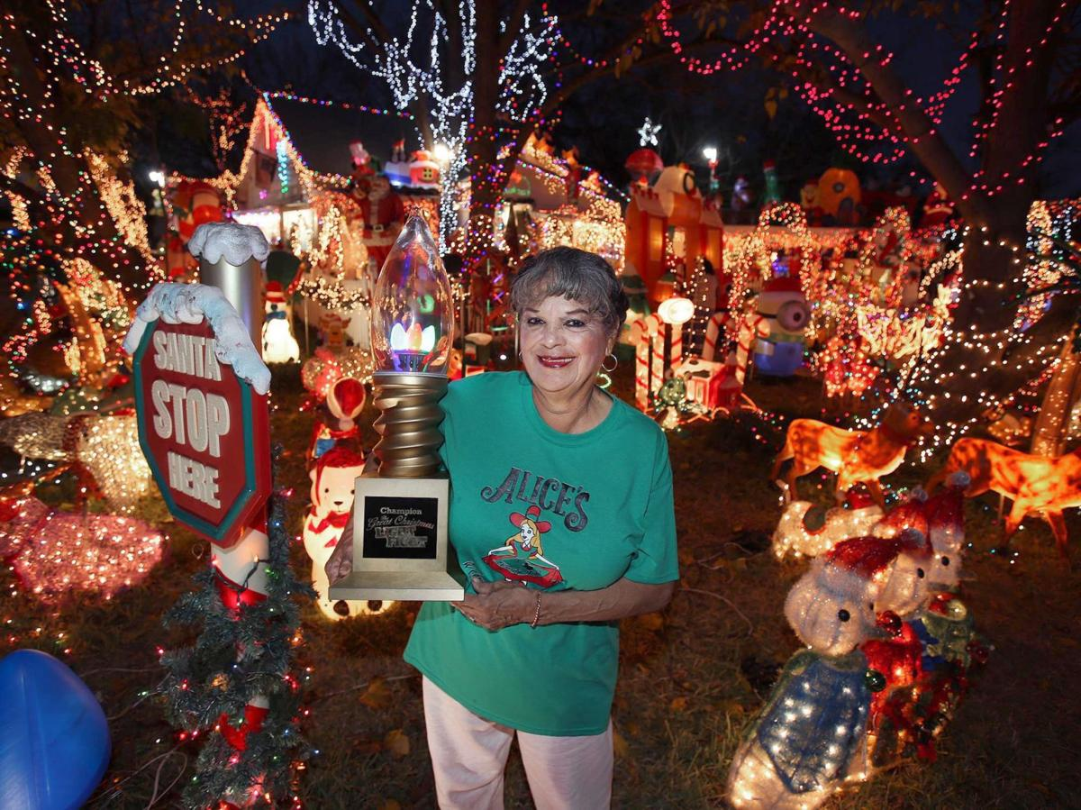 Waco Tx Great Christmas Light Fight 2020 Waco family wins ABC's 'The Great Christmas Light Fight' | Latest
