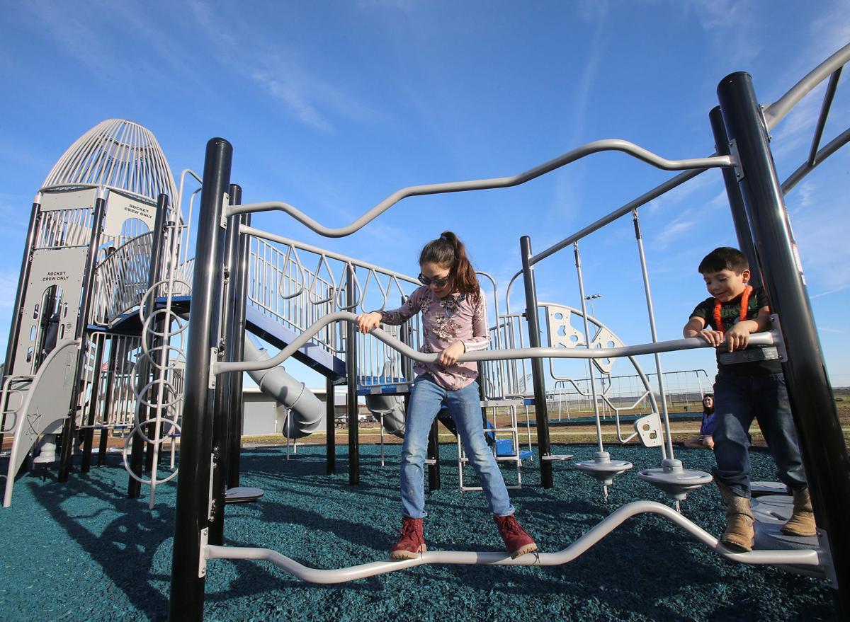 Launch Pad Park