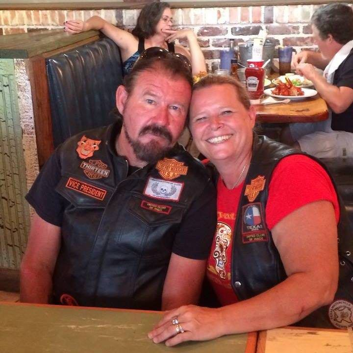 Sandra and Mike Lynch