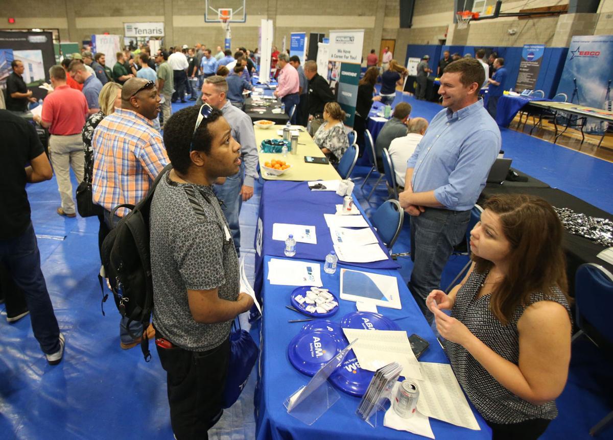 TSTC job fair