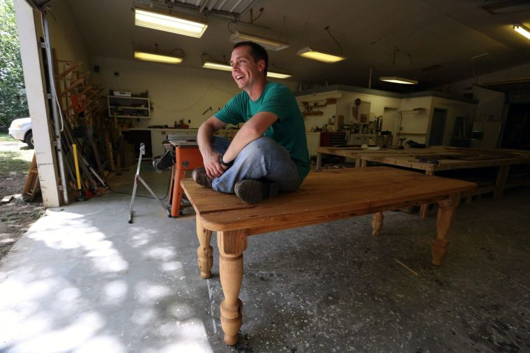 Carpenter Overcomes Struggle To Bring Business To Waco Business