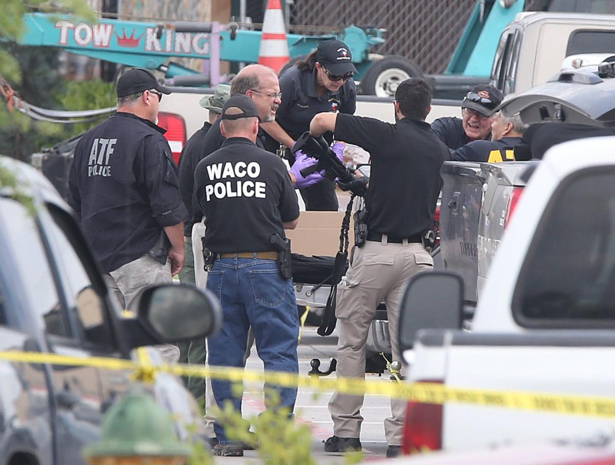 Only 1 of 9 slain in Twin Peaks shootout from Waco