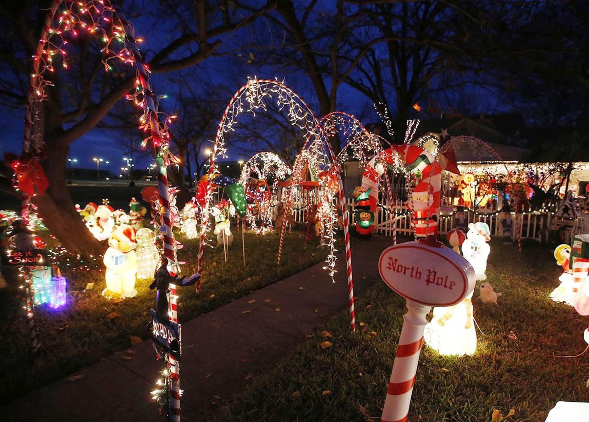 Elaborate Christmas Display Has Brightened Waco