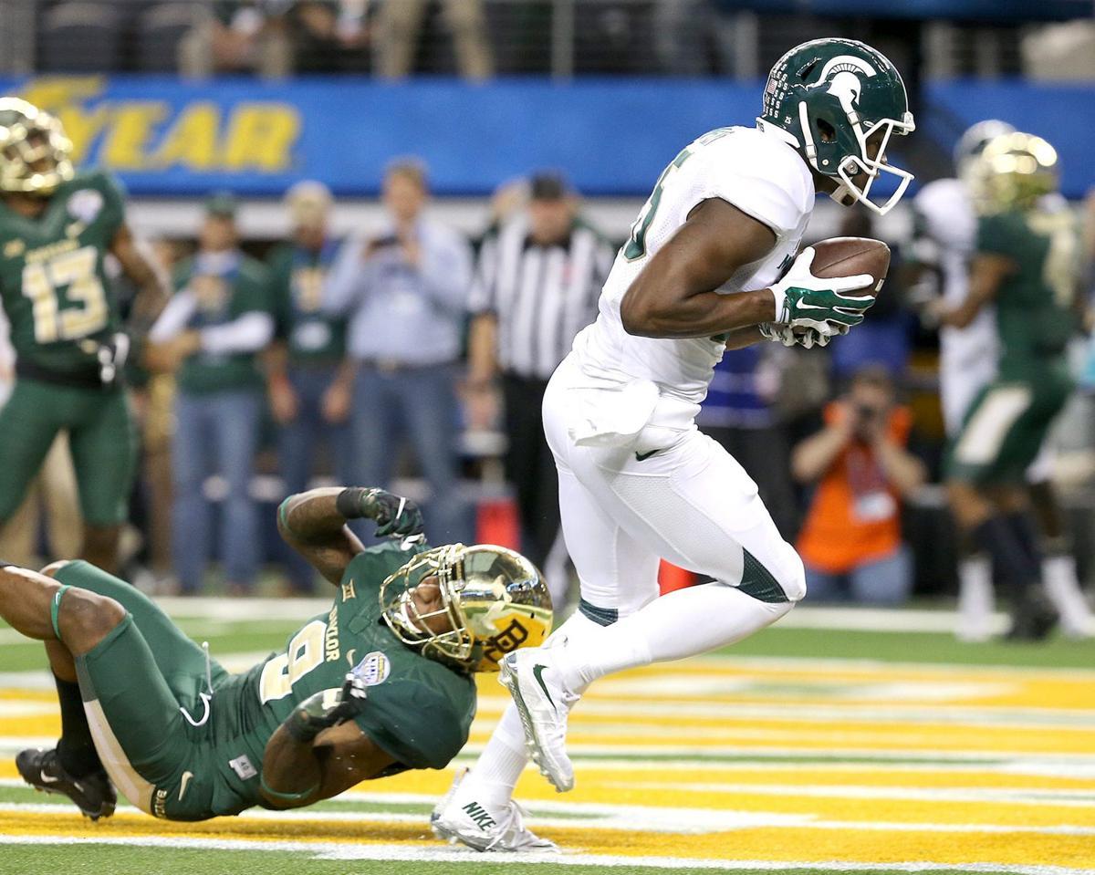 Cotton Bowl - Mumphery TD