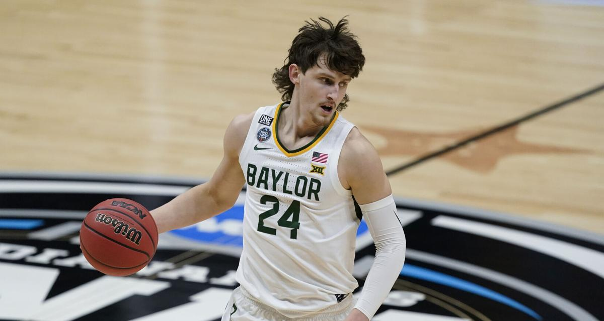 NCAA Final Four Houston Baylor Basketball (copy)