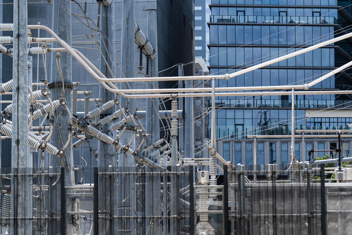 Seaholm Power - Texas grid
