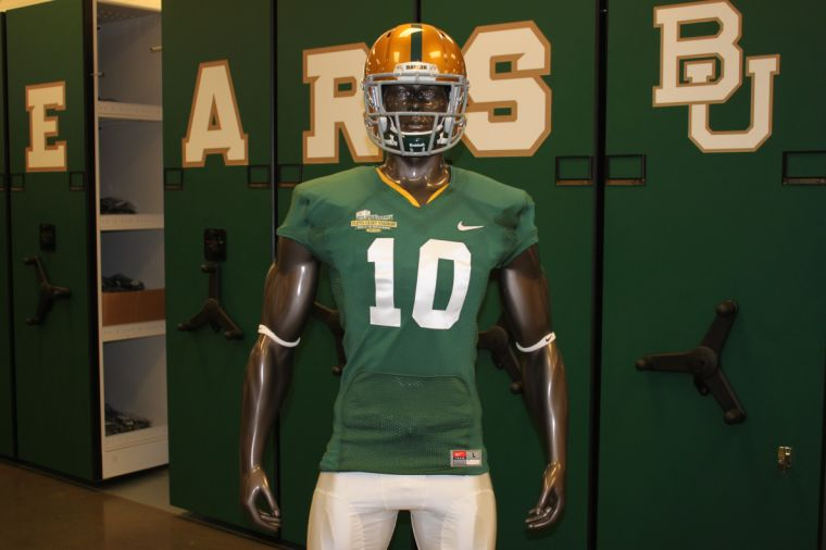 buy popular 53206 2bfac Baylor's 1950 replica uniforms to honor 'The Case' will be ...