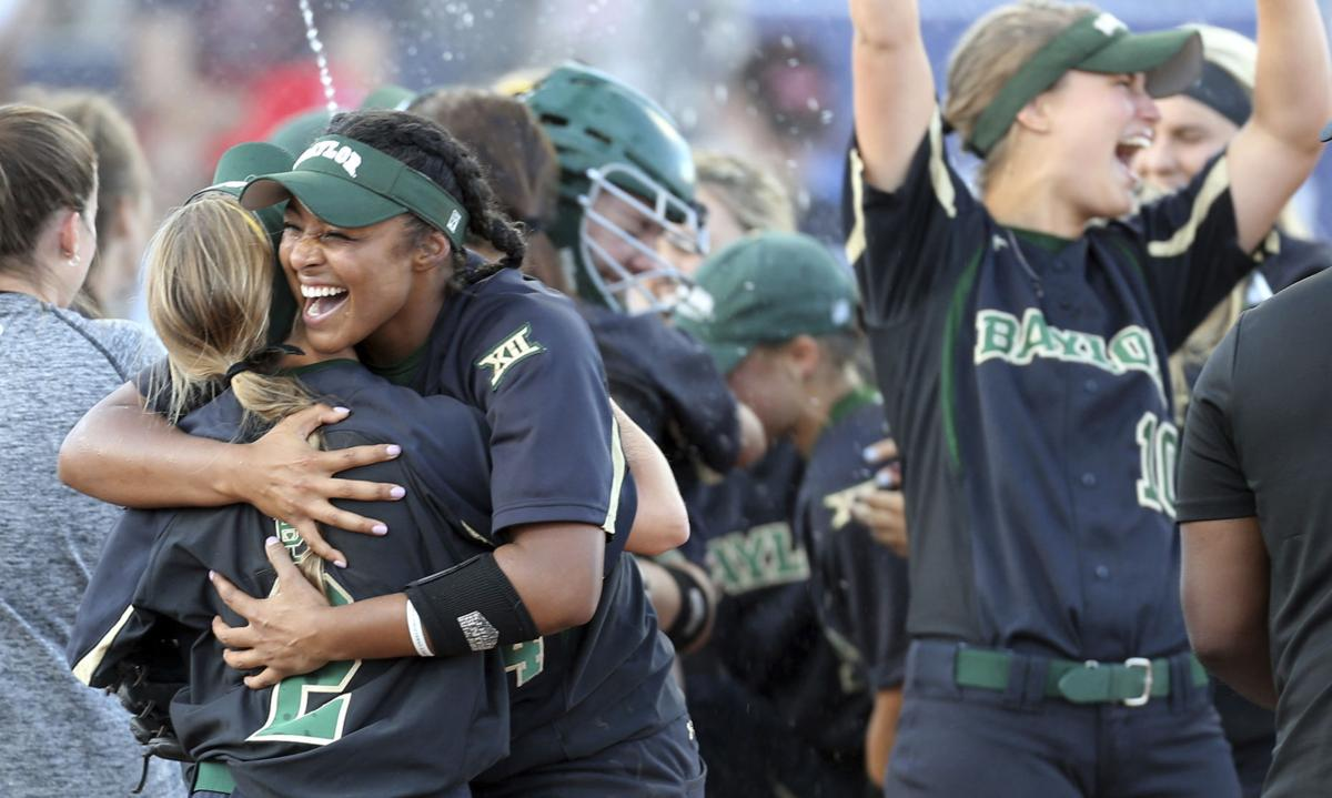 Baylor Arizona Softball