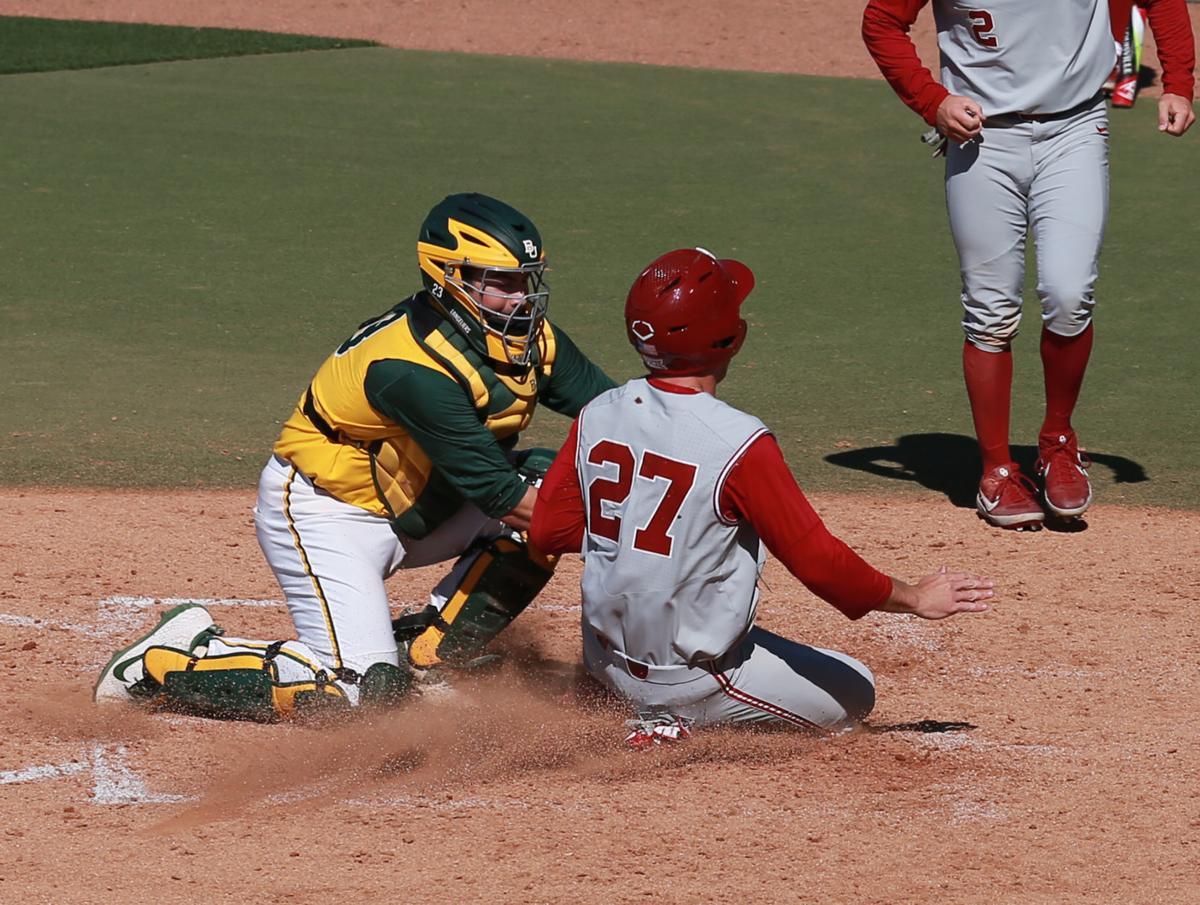 Baylor Oklahoima Baseball