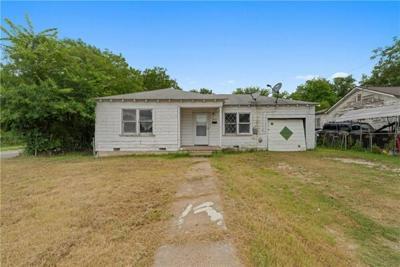 2 Bedroom Home in Waco - $67,500