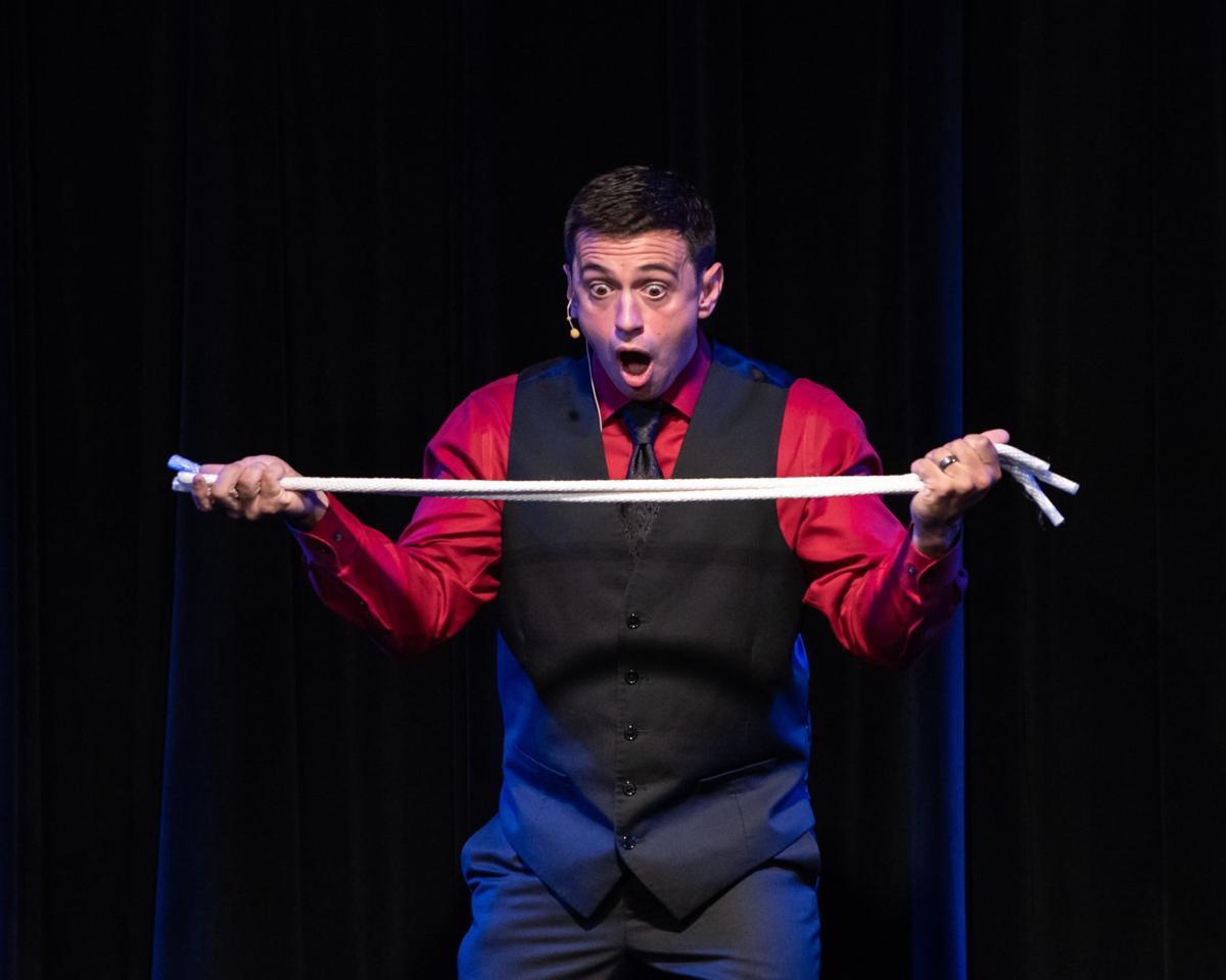 Braden the Magician