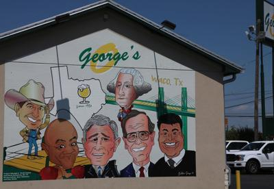 Mike Copeland: George's mural updated; HTeaO; White Bluff golf; Bolt storefront closes