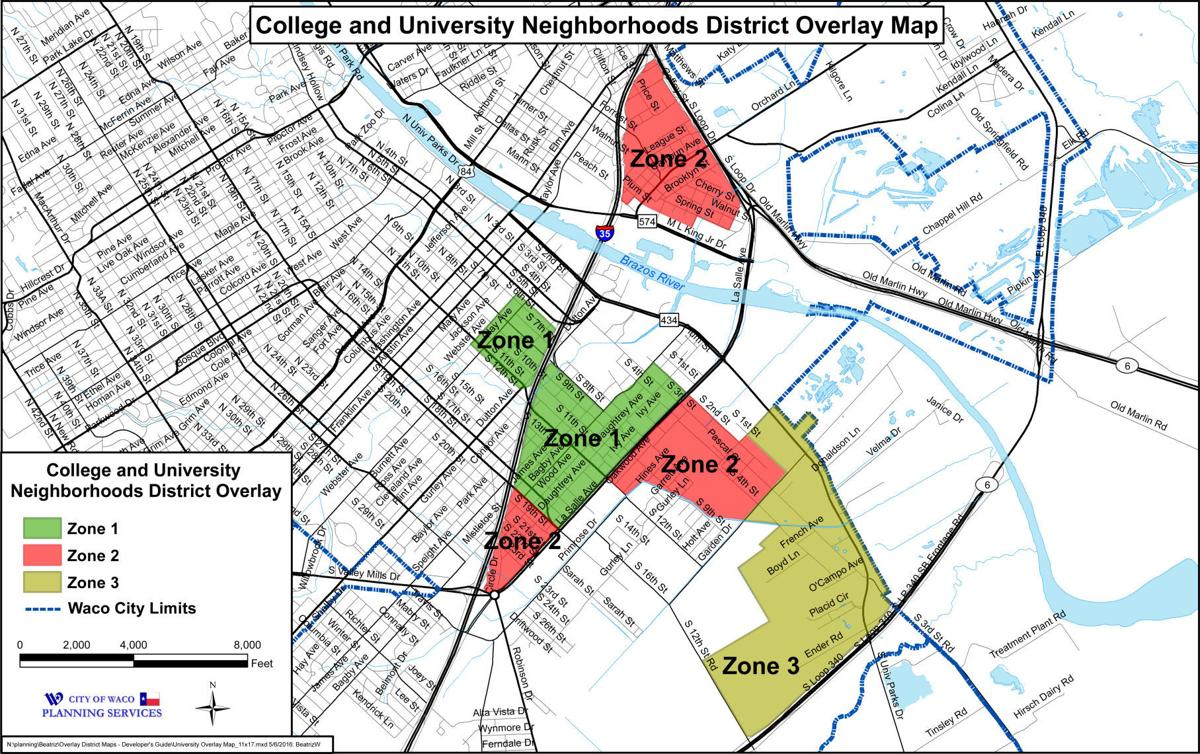 Overlay district