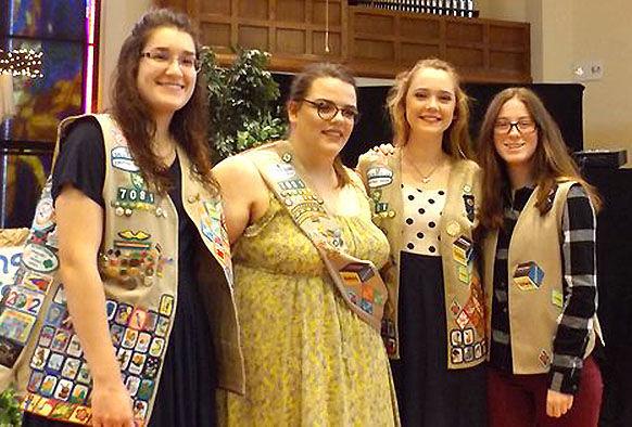 Bridging Girl Scouts