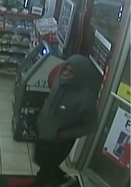 Robinson robbery