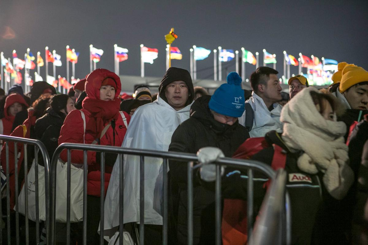 Pyeongchang is more than cold enough for the Winter Olympics. It's just not that snowy.