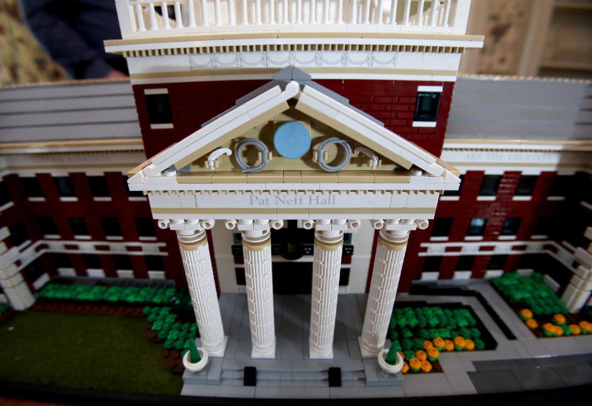 Homecoming Legos