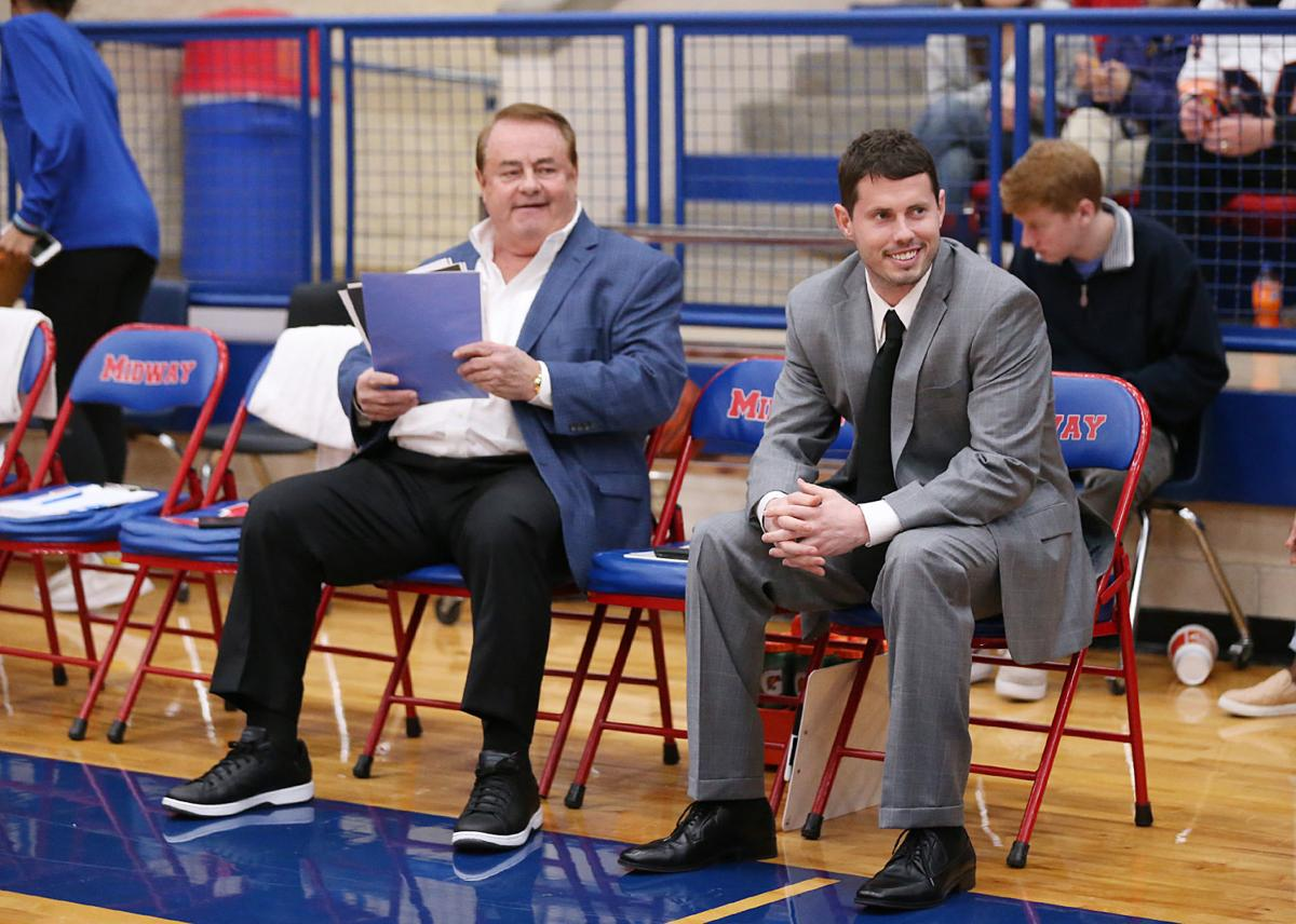 c96289265 Love and basketball: Midway's father-son coaching tandem imparting ...