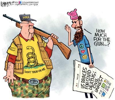 Sunday main cartoon