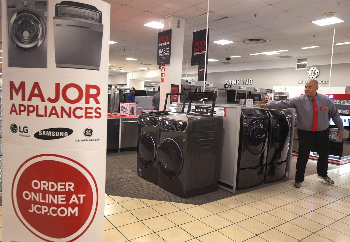 JCPenny appliances