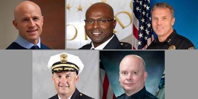 Waco chief finalists