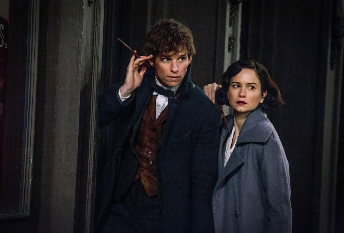 Film Review Fantastic Beasts a