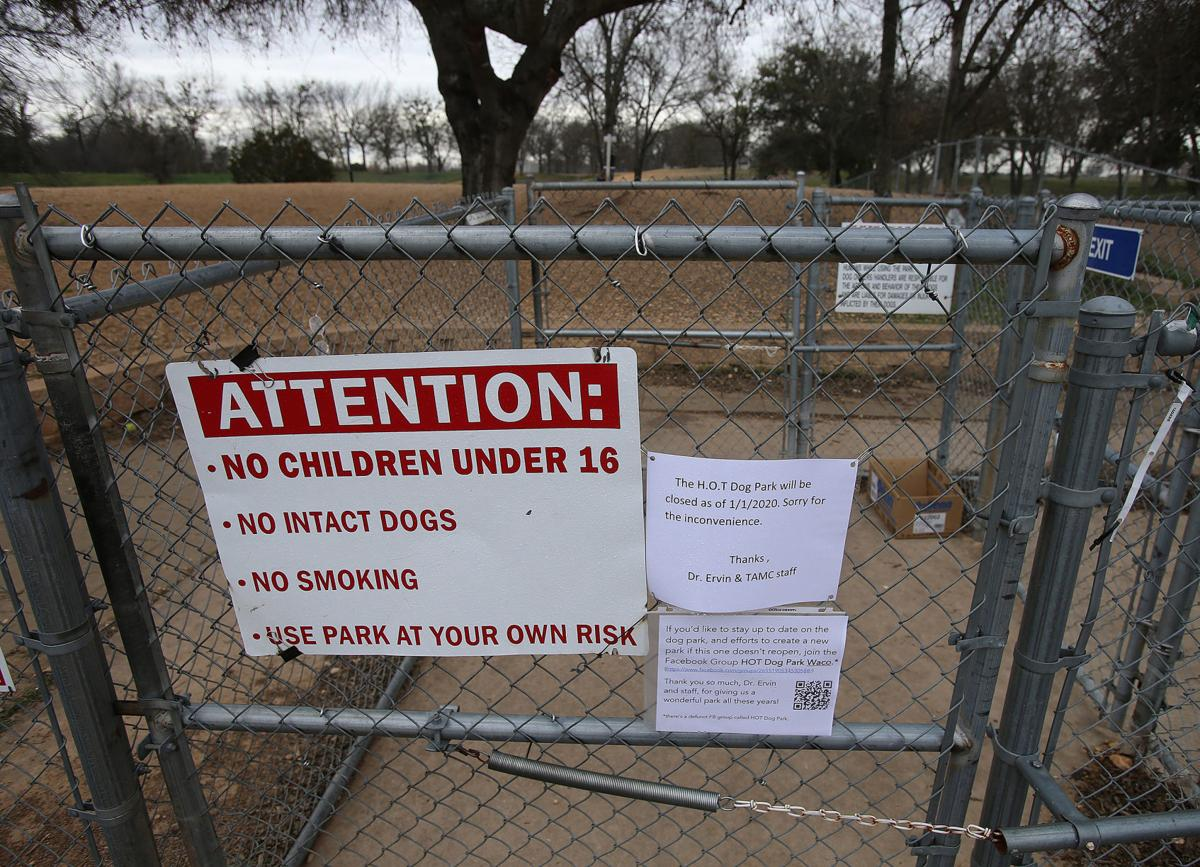 Dog Owners Disappointed By Closure Of Off Leash Park Looking For Solutions Local News Wacotrib Com