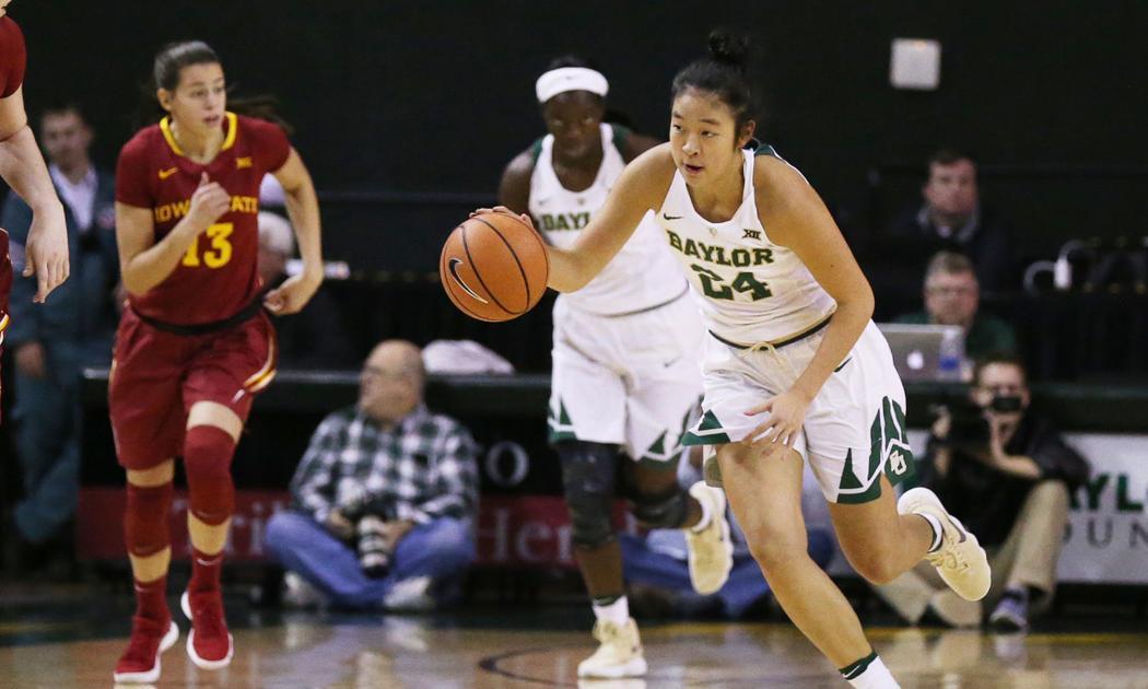 Lady Bears Chou Transferring To Ucla Lady Bears Basketball
