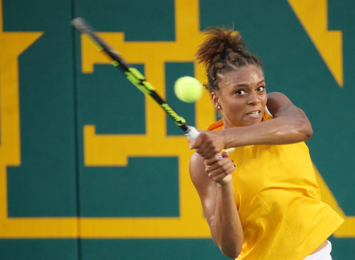 Baylor Texas tennis