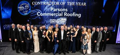 Parsons Contractor Award