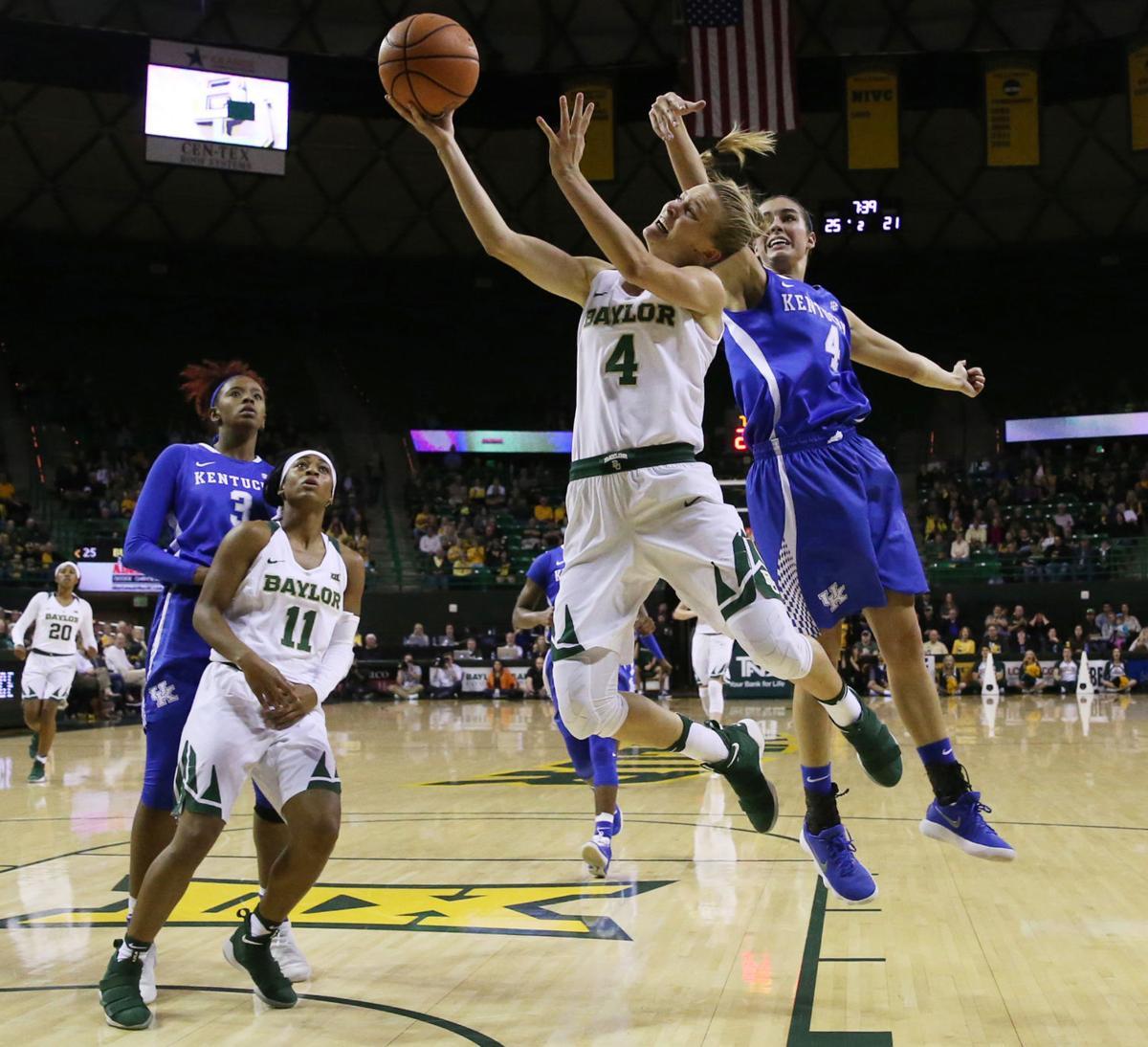 Kentucky Baylor Basketball