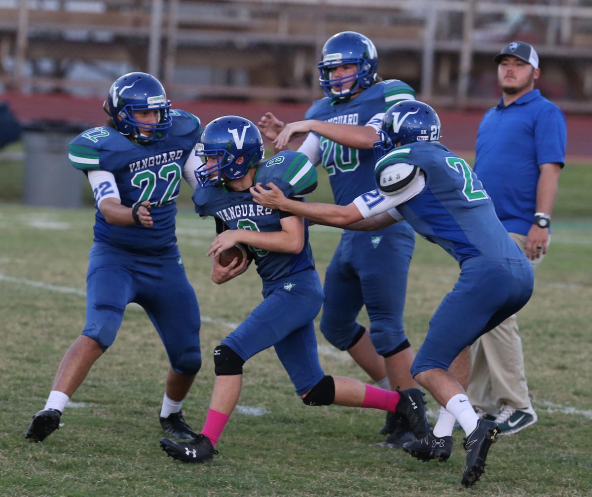 vanguard high school football