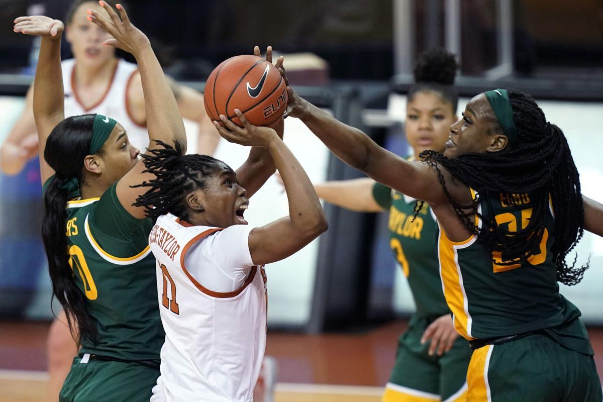 Baylor Texas Basketball