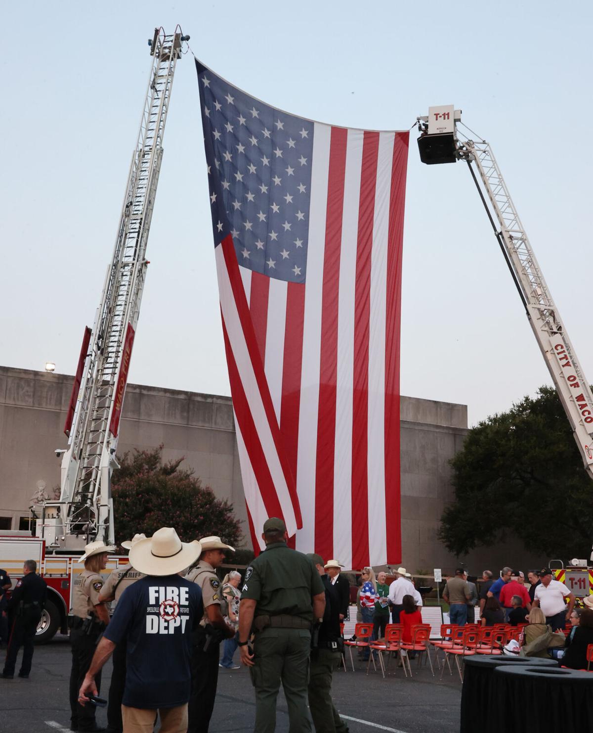 Waco marks 20 years since 9/11