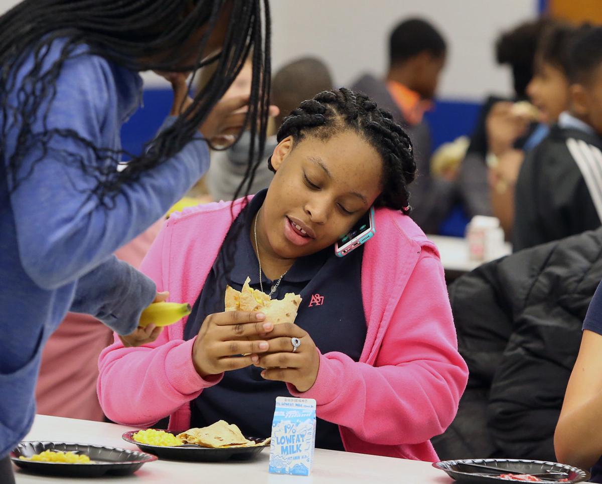 WISD After-school meals