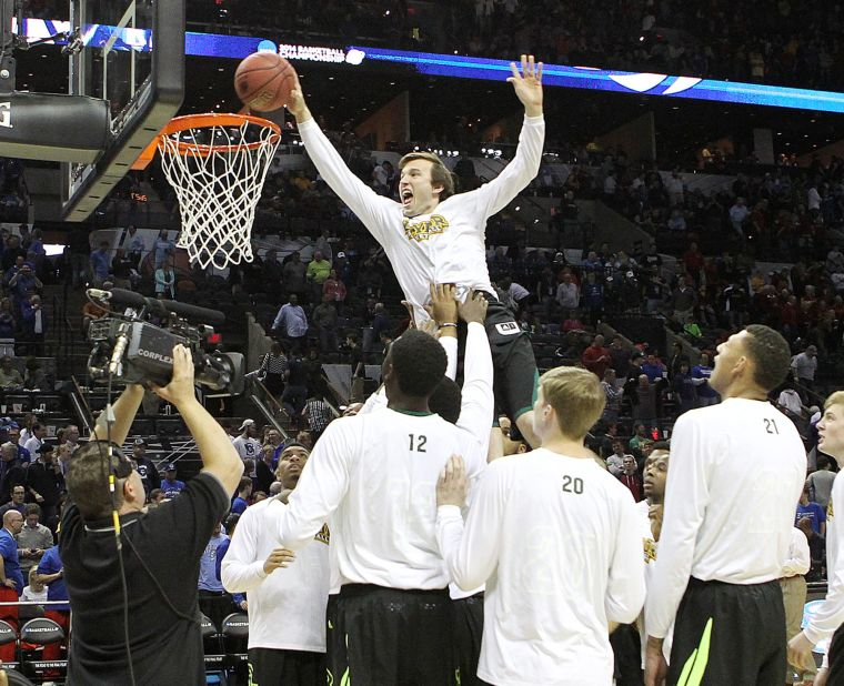 After Rough Stretch, Baylor Men's Basketball Connecting